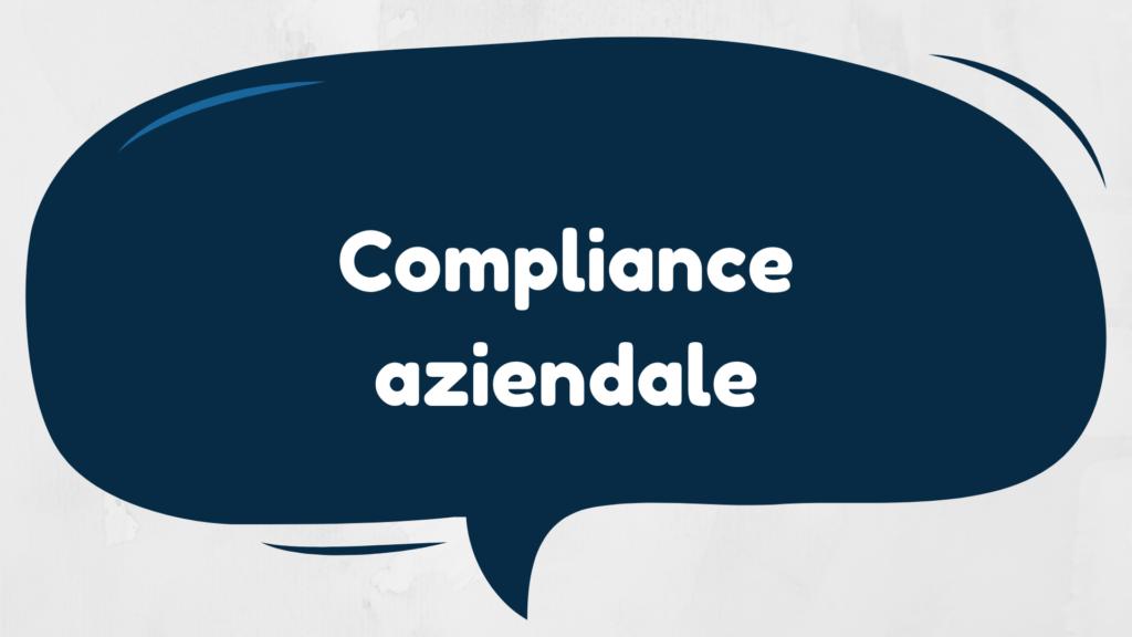 Compliance aziendale - Formazione a Distanza - YB Formazione Start Up Innovativa