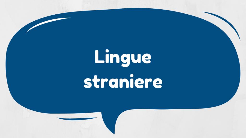 Lingue - Formazione a Distanza - YB Formazione Start Up Innovativa