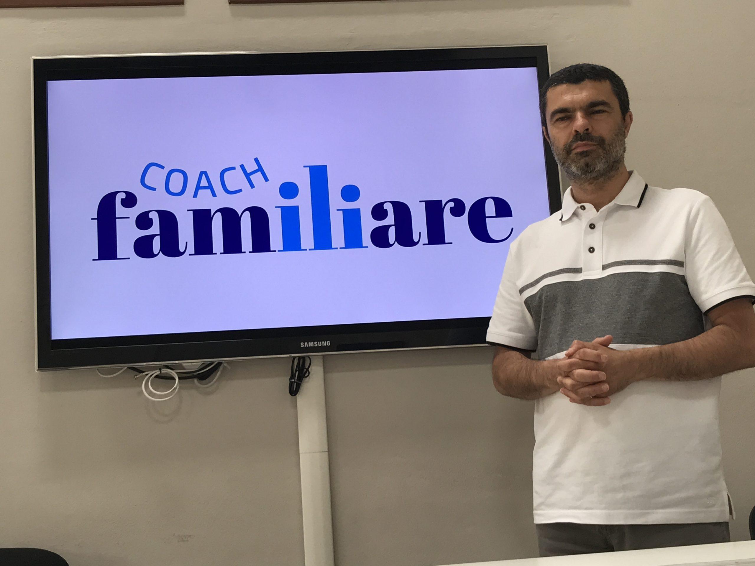 Pietro Berti ideatore del metodo del Coach Familiare