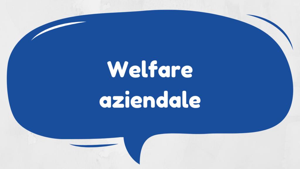 Welfare - Formazione a Distanza - YB Formazione Start Up Innovativa