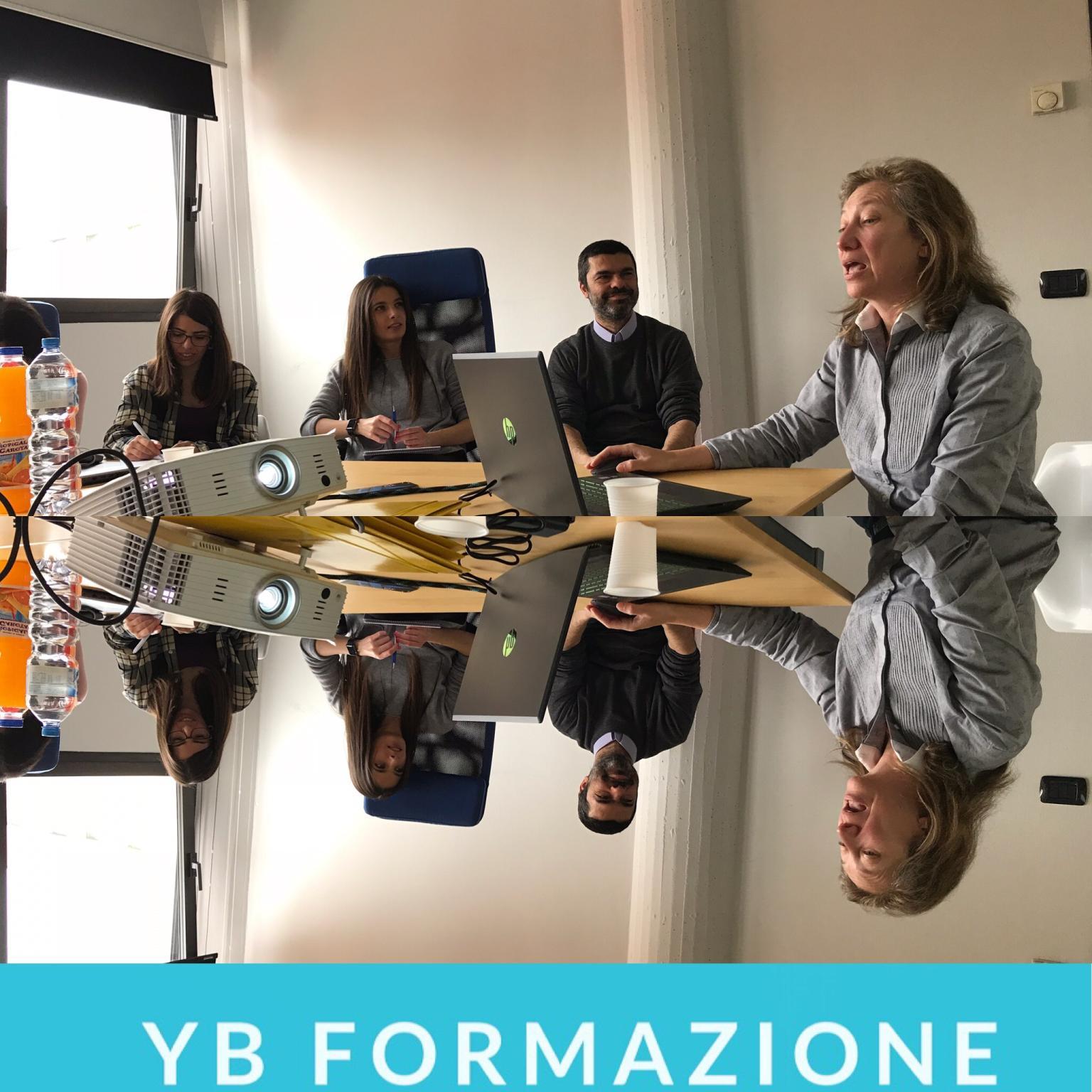 YB Formazione - il team